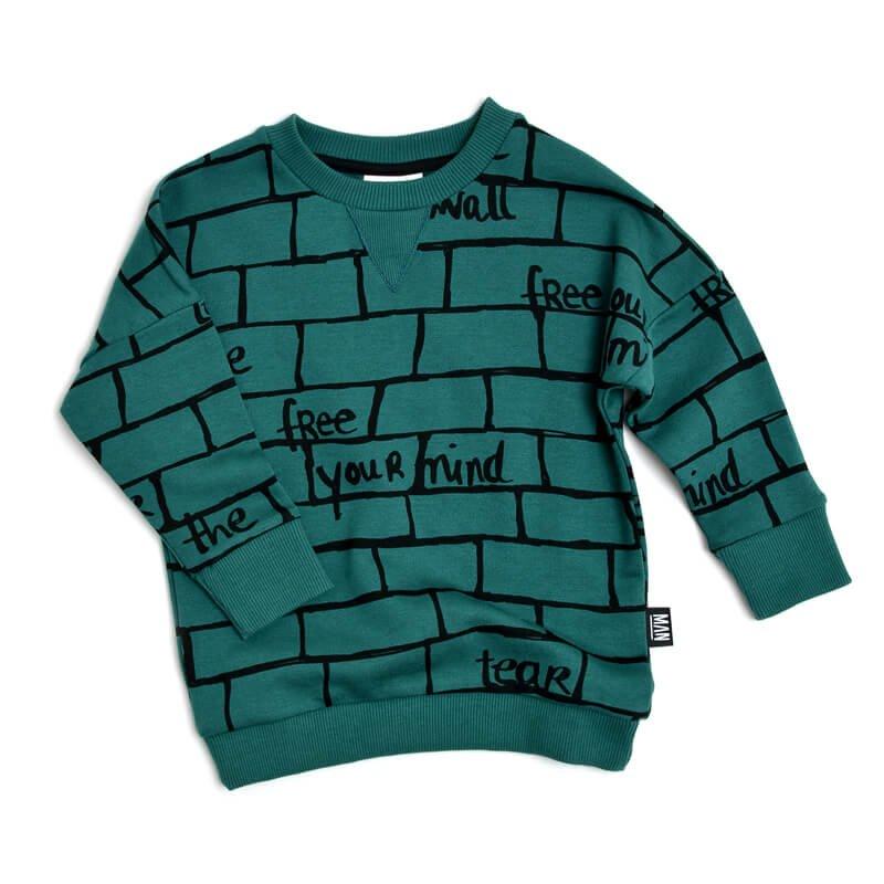 organic kids sweater