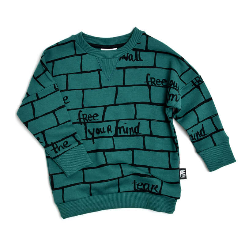organic kids sweater