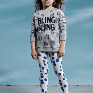 organic girls sweater unisex kids leggings