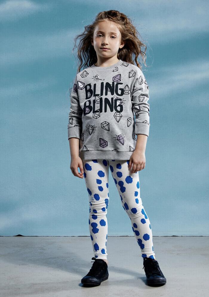 organic girls sweater unisex kids leggings