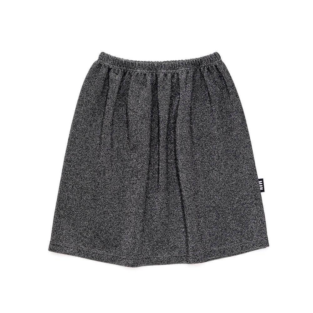 sparkle designer kids skirt