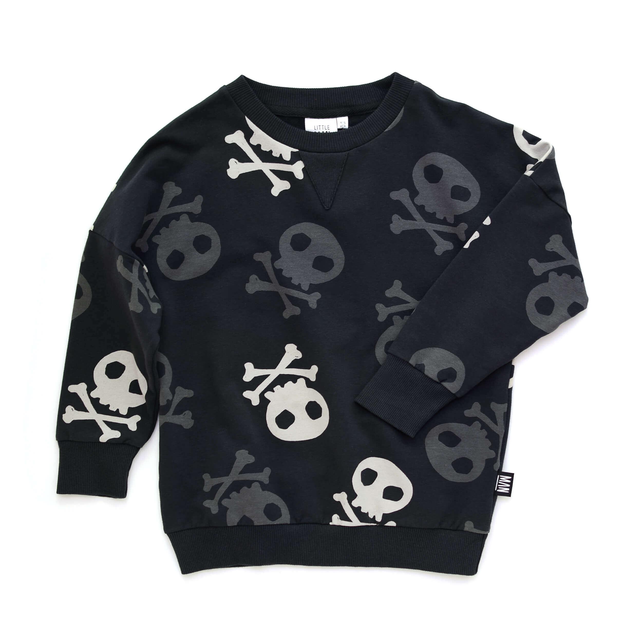 black kids sweater