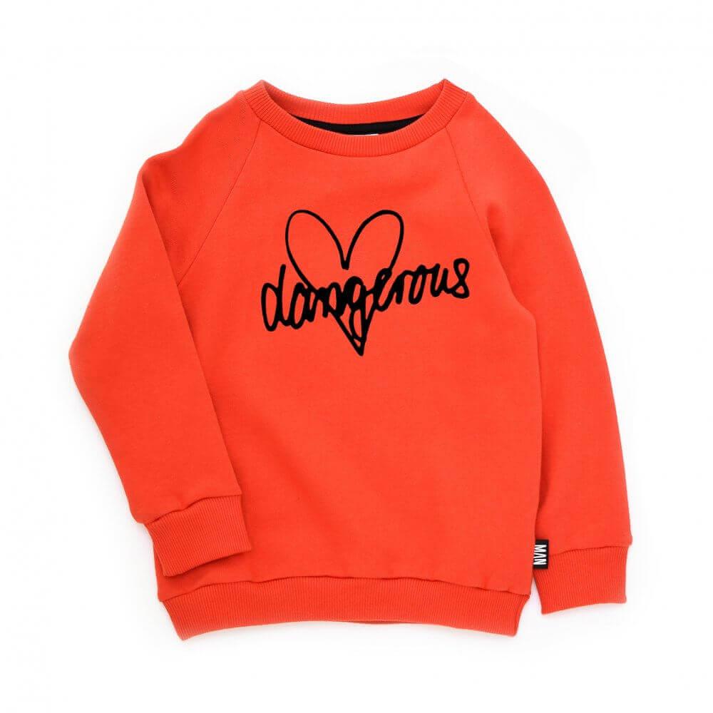 red children sweater