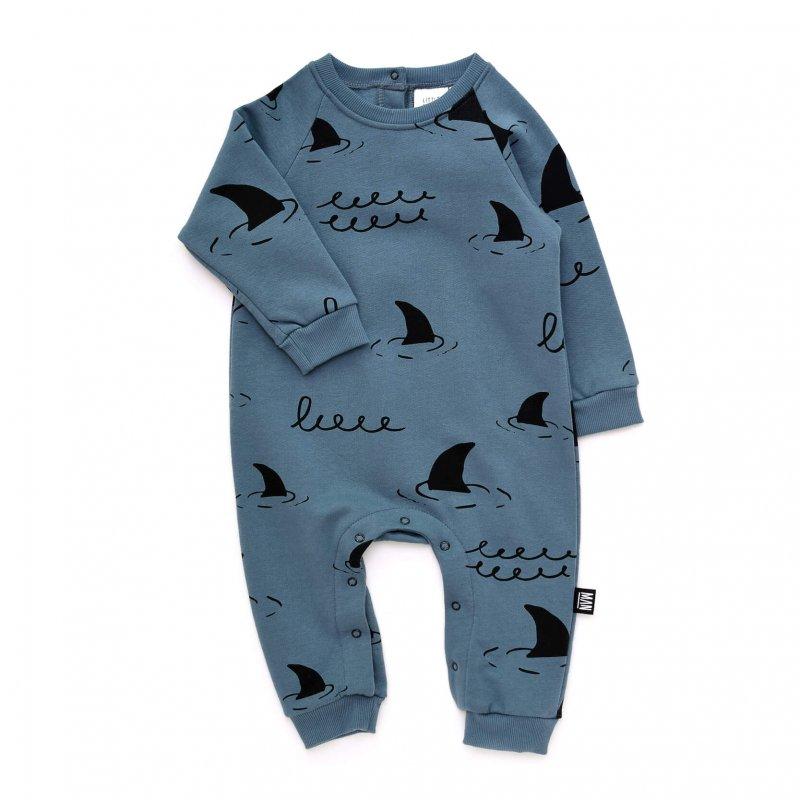 blue toddler jumpsuit