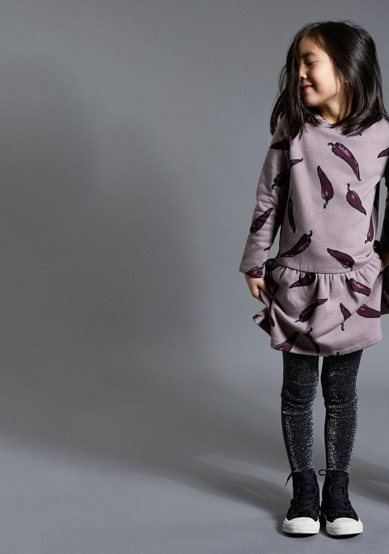 rose children dress