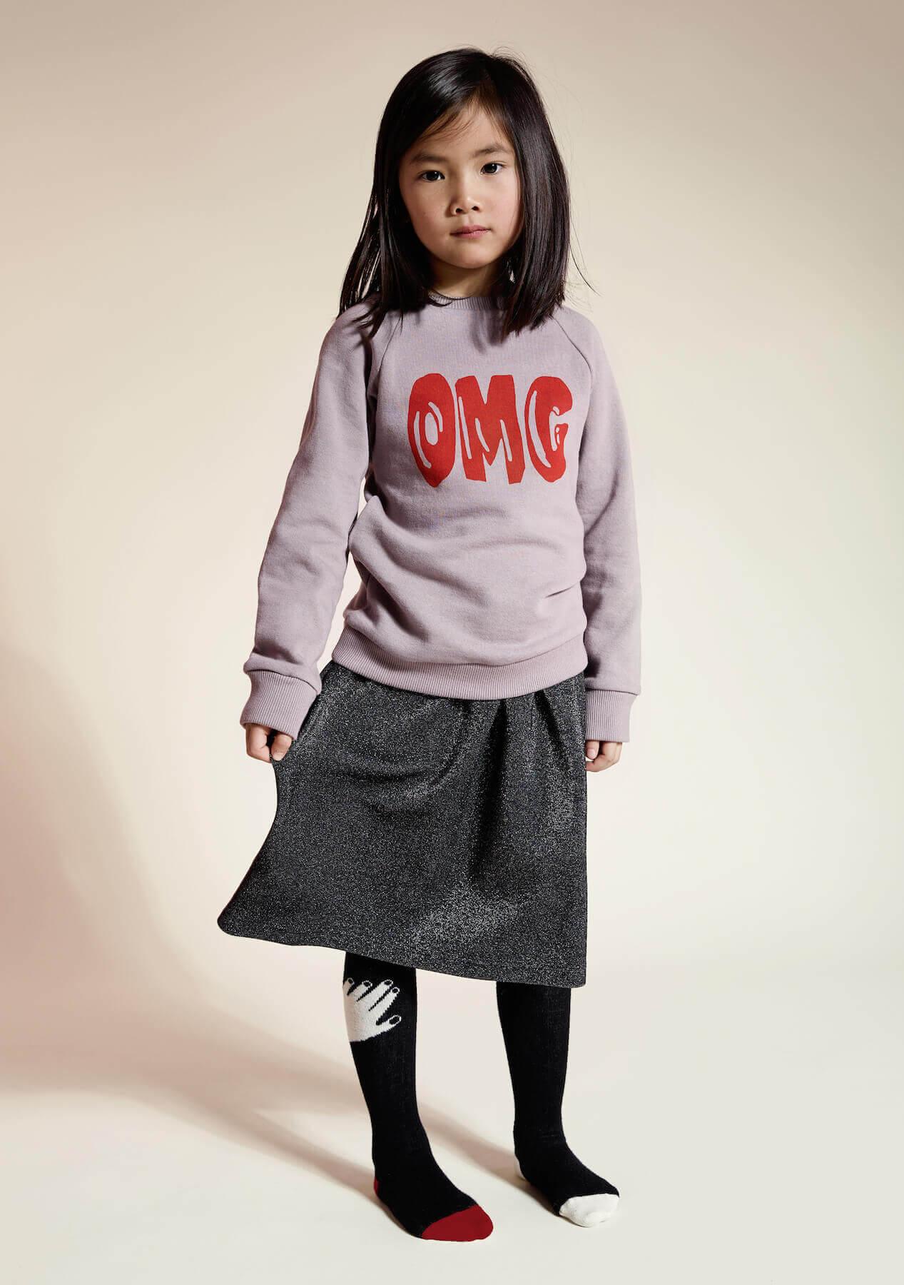 rose children sweater