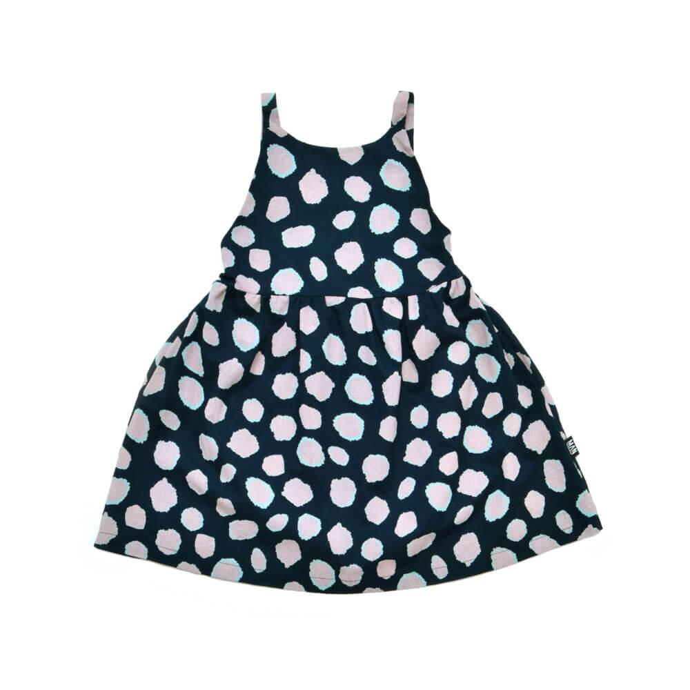 woven girls dress