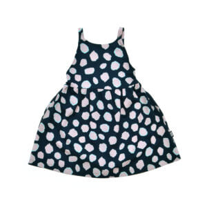 woven girls dress