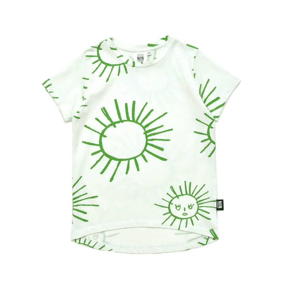 mint kids shirt