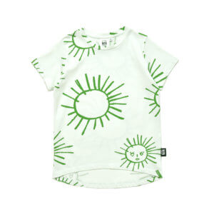 mint kids shirt