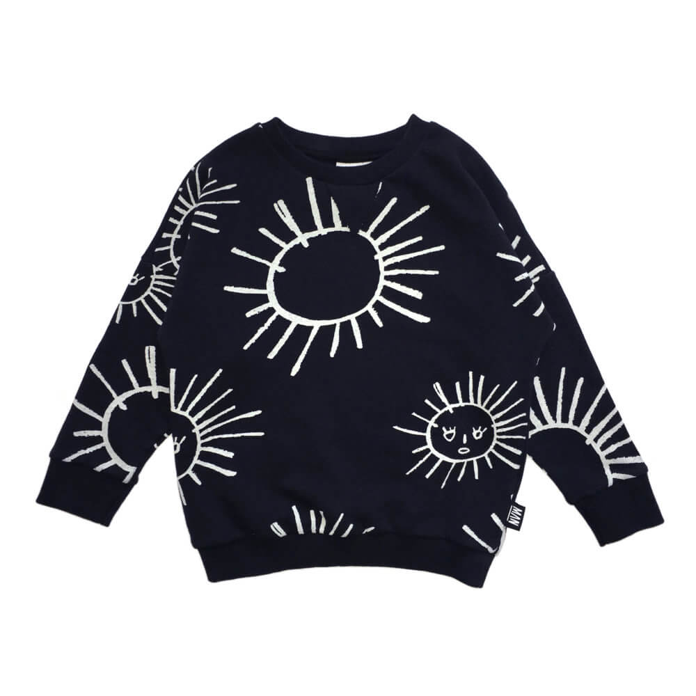 black kids sweater