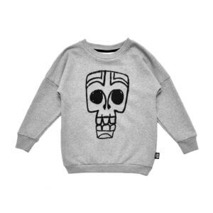melange kids sweater