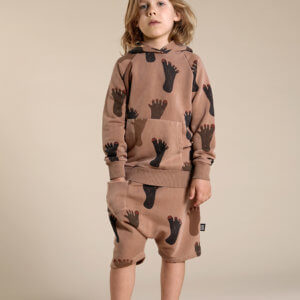 brown kids sweater summer kids shorts