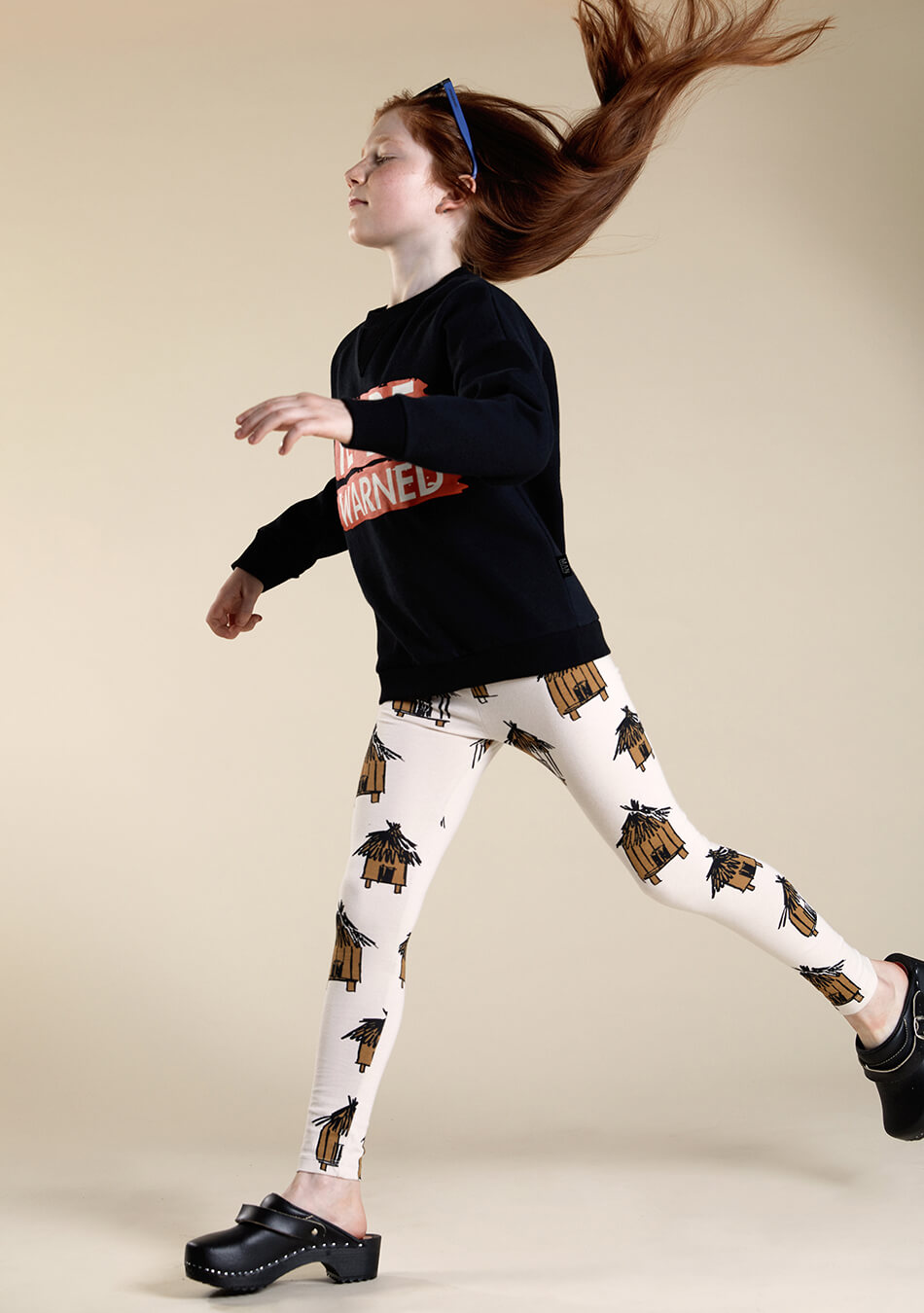 kids unisex leggings