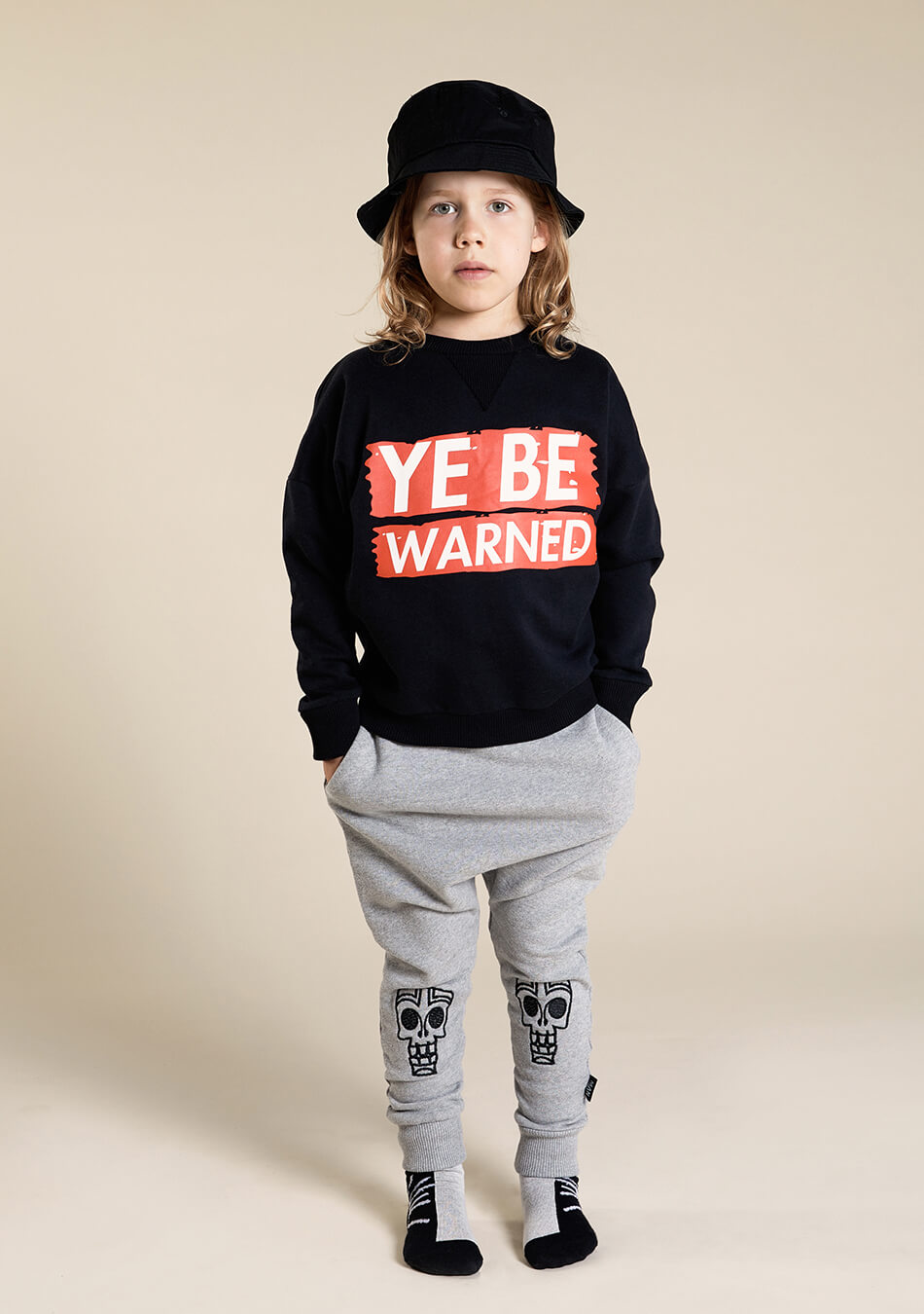 black pirate sweater pirate kids pants