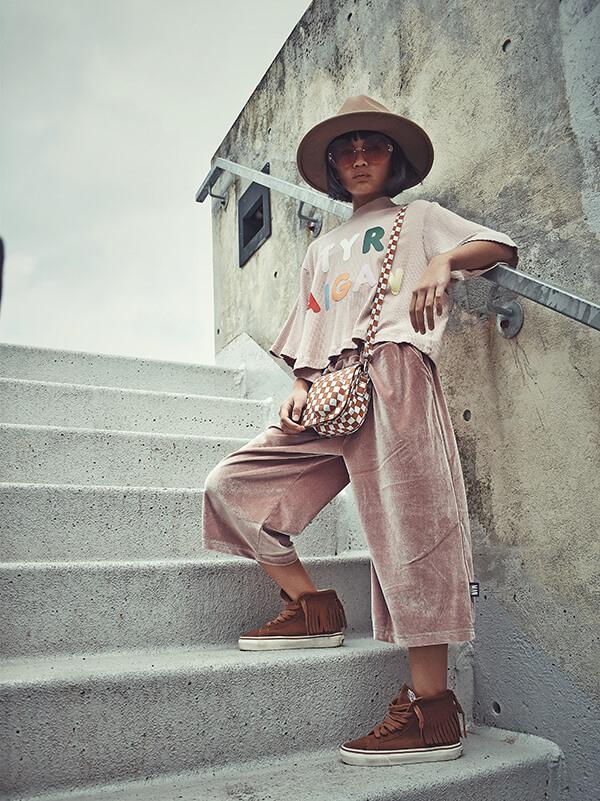 kids fashion cool pants