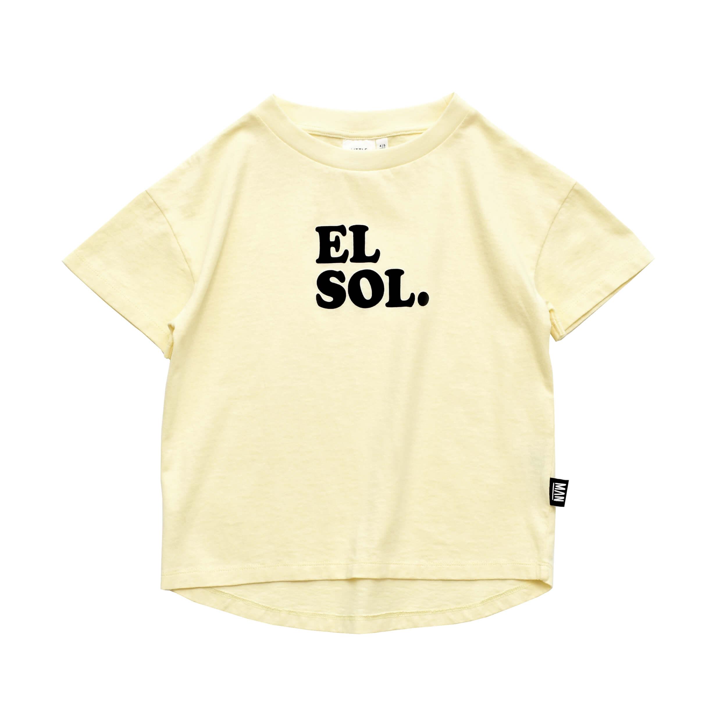yellow unisex shirt
