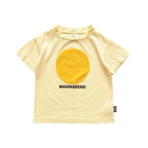 yellow unisex shirt