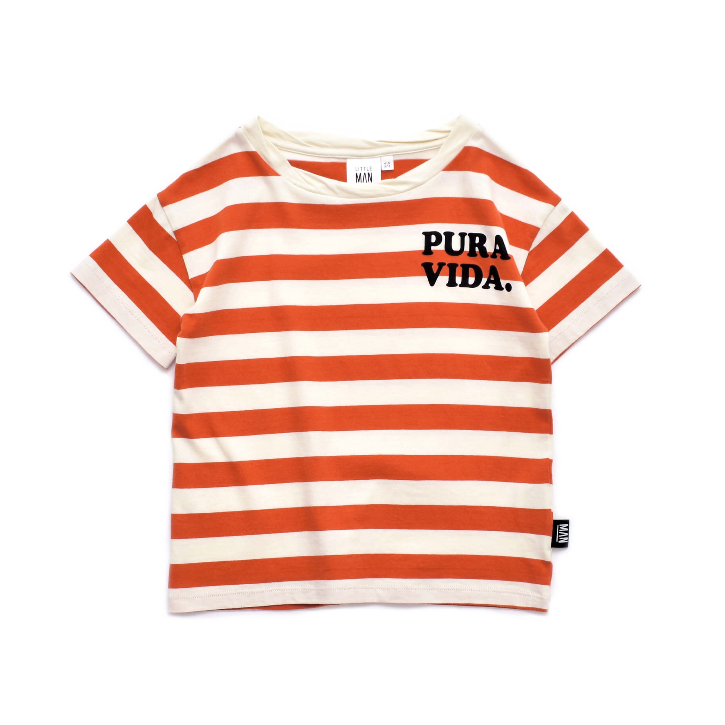 striped kids shirt