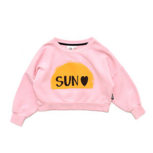 rose unisex sweater