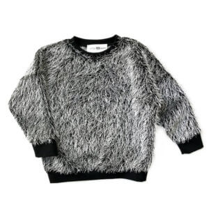 party sweater for kids front