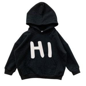 cool kids hoodie front