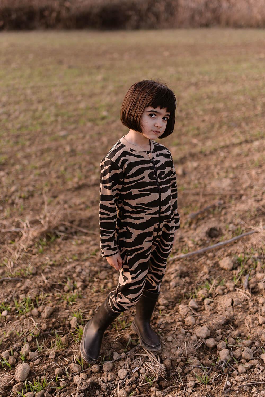trendy jumpsuit for kids mood