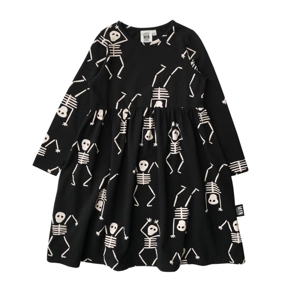 skeleton dress for kids