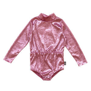 rose turtleneck body for kids