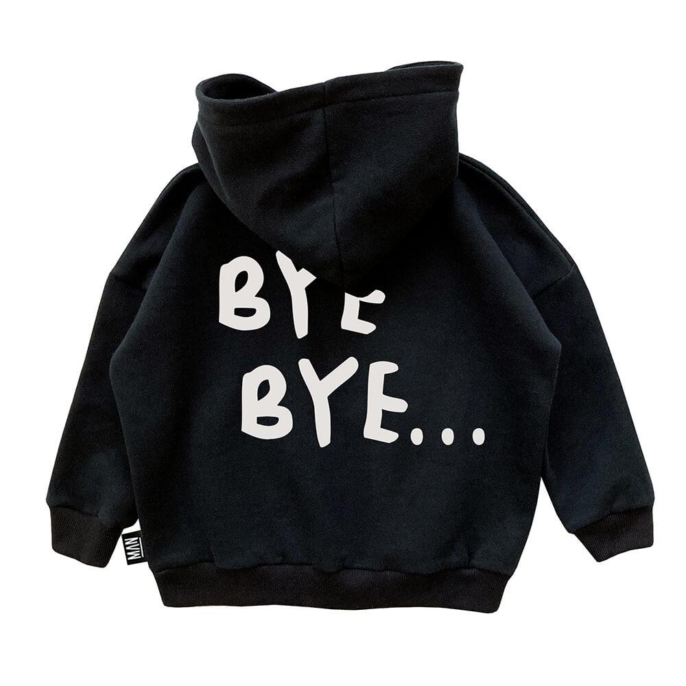 cool kids hoodie back