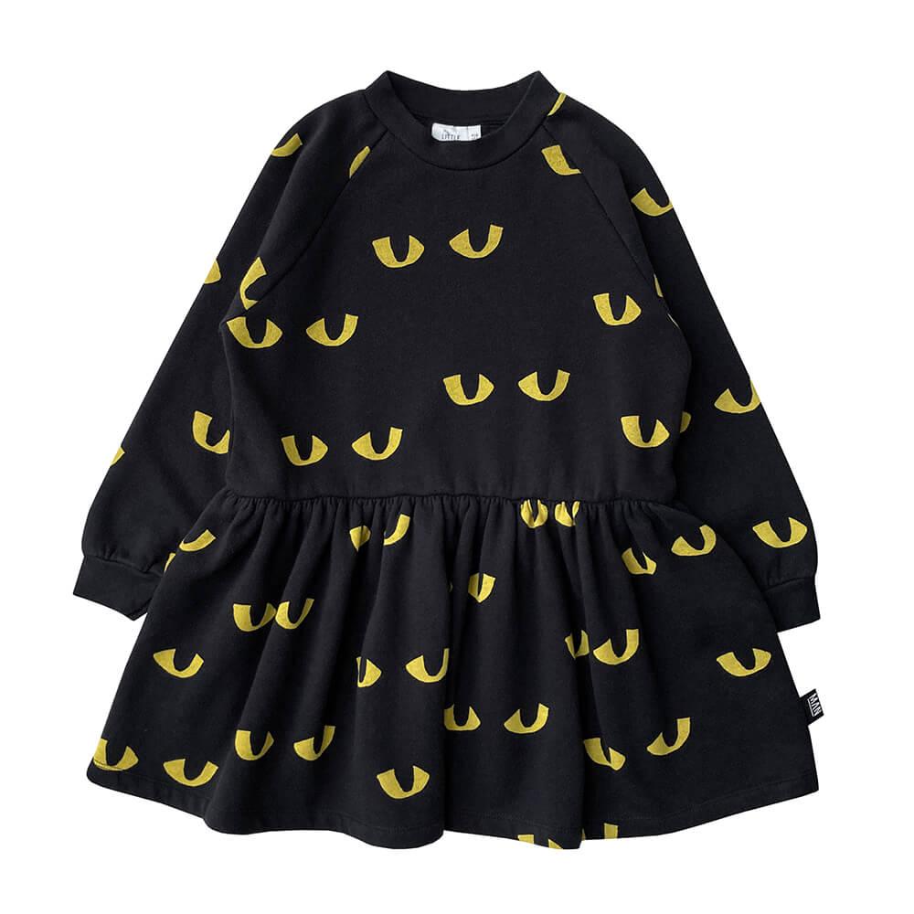 cat eye girls dress