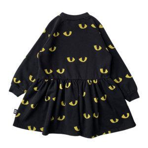 cat eye girls dress back
