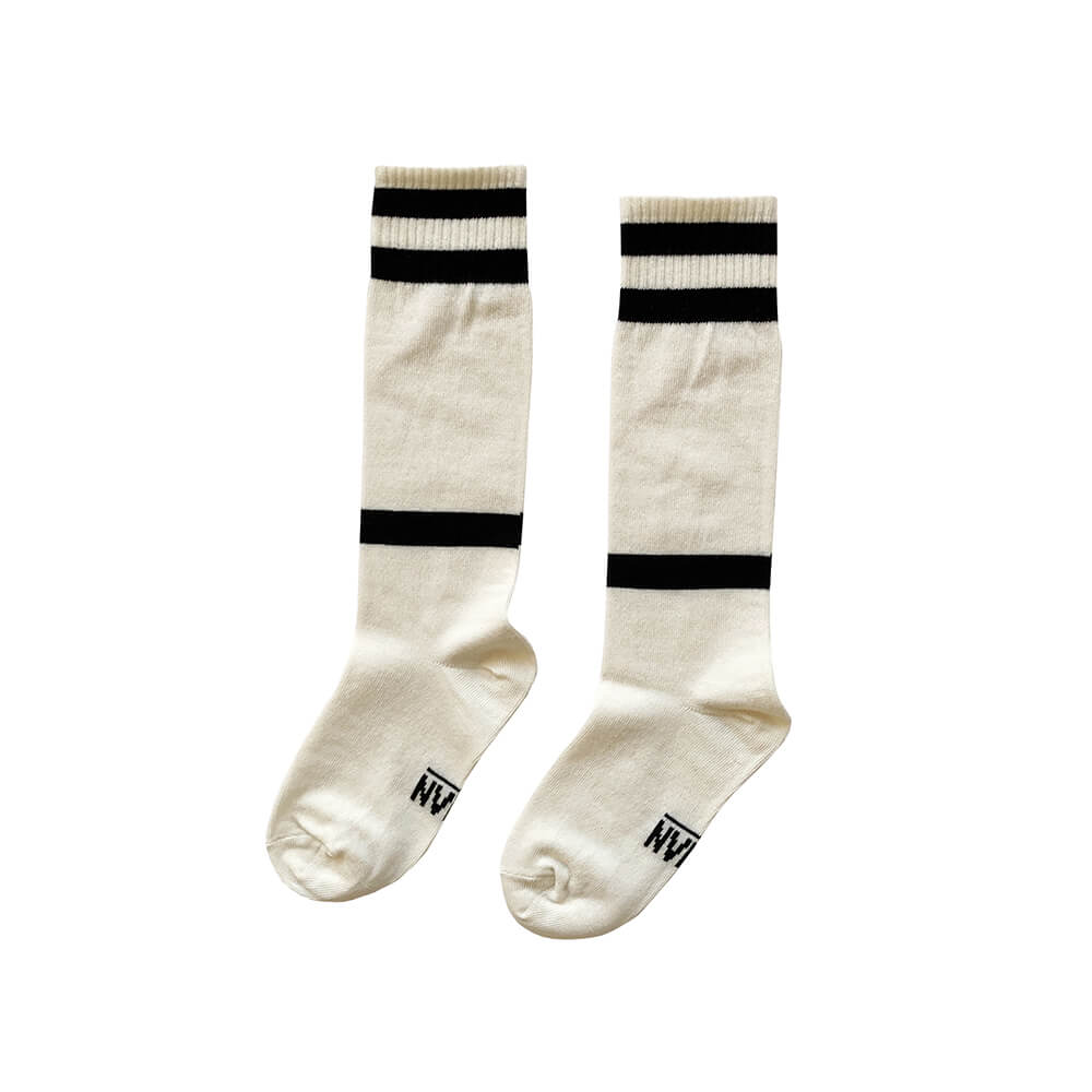 knitted knee tennis socks for kids