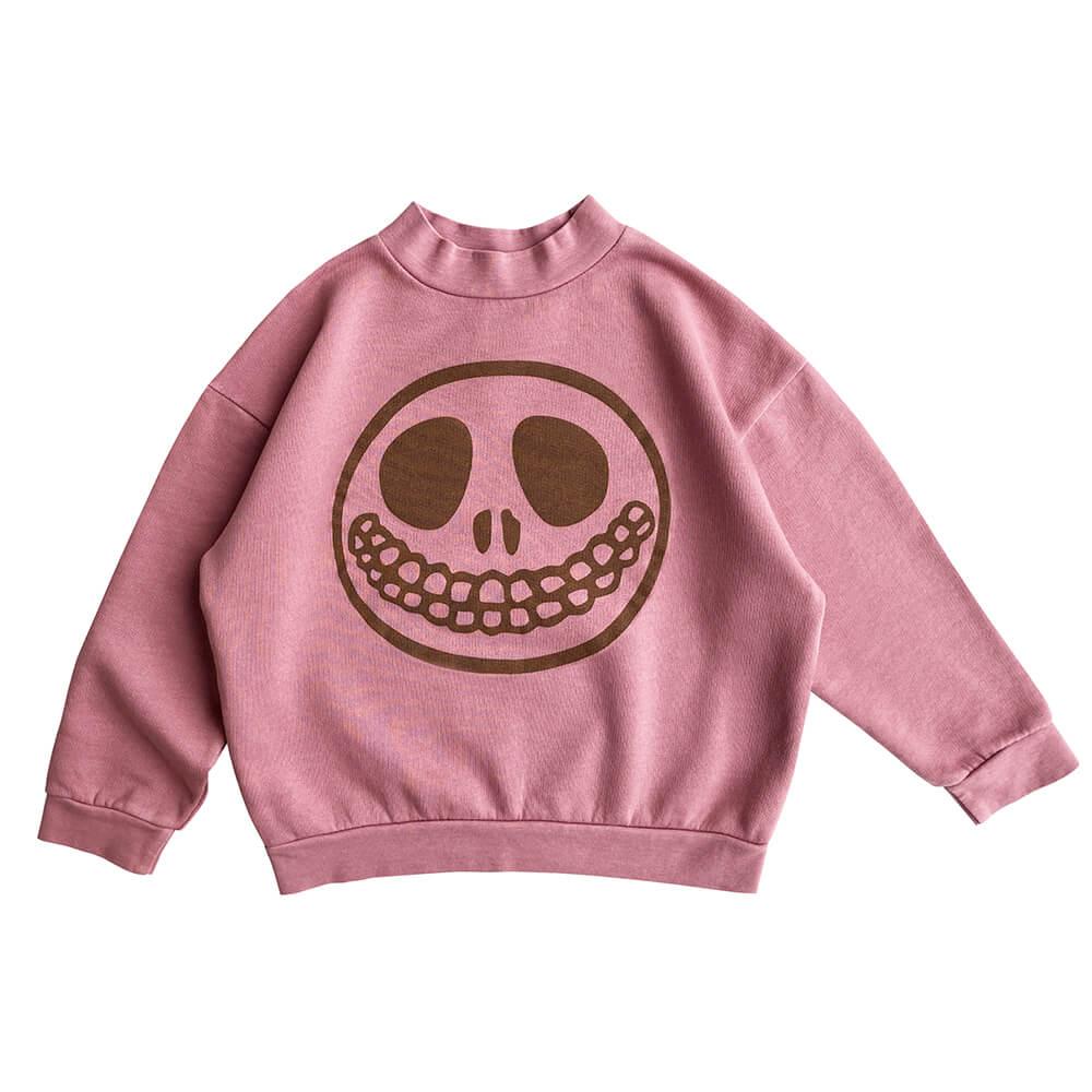 funny skull sweater